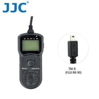 【JJC】TM-R 液晶定時快門線(相容FUJI RR-90)