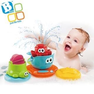 【英國  Bkids】寶寶噴水樂 -