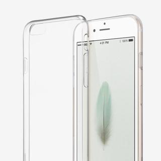 【Apple 蘋果 iPhone 6/6s】4.7吋 超薄TPU透明軟式(手機殼/保護套)
