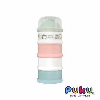 【PUKU藍色企鵝】四層奶粉盒