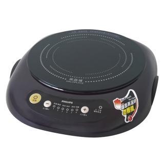 【PHILIPS飛利浦】不挑鍋黑晶爐(HD4998/HD-4998)