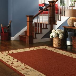 【范登伯格】四季頌 羊毛地毯-藤豔-共兩色(170x230cm)