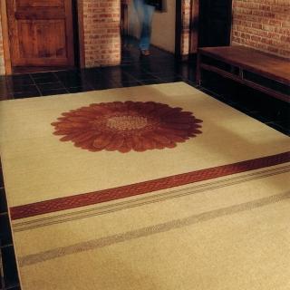 【范登伯格】四季頌 羊毛地毯-花綻(170x230cm)