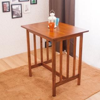 【AS】貝里爾吧檯桌-80x60x87cm