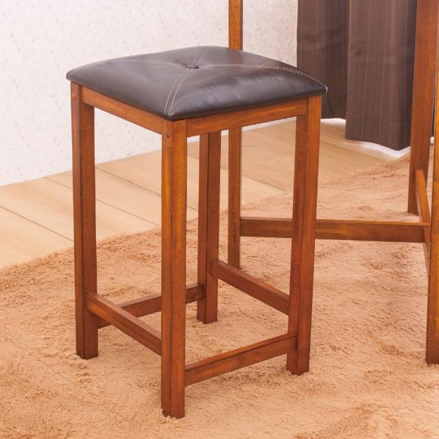 【AS】芭芭拉吧檯椅-36x36x64cm(兩入組)