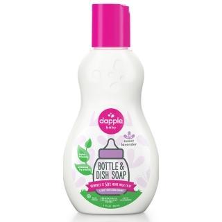 【dapple】奶瓶及餐具清潔液外出用(薰衣草)