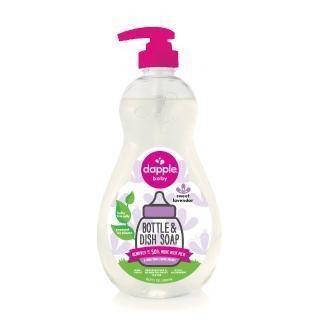 【dapple】奶瓶及餐具清潔液(薰衣草)