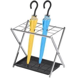 【樂活玩家】雨傘架15格(雨傘桶/分格/集水)