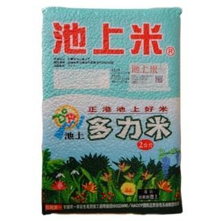 【池上多力米】池上多力米2公斤(池上米)