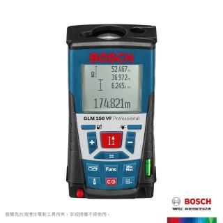 【BOSCH】雷射測距儀(GLM 250 VF)