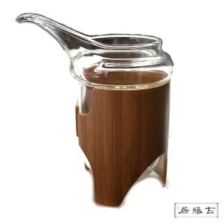 【古緣居_12H】鷹嘴公道杯(竹)