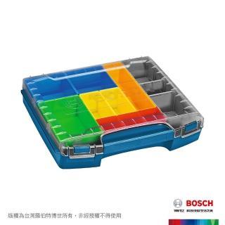 【BOSCH】系統抽屜 72mm 含10件置物格(i-BOXX 72 set 10)