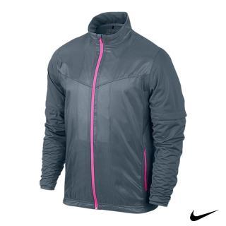 【Nike Golf】抗水 防風 可拆式外套(灰639985-494)