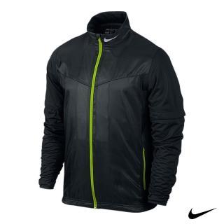 【Nike Golf】抗水 防風 可拆式外套(黑639985-010)