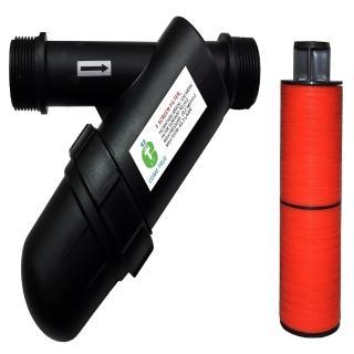 3/4吋 120mesh 塑鋼型片狀式灌溉用過濾器