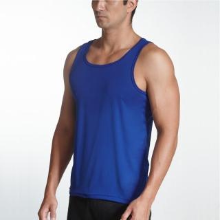 【三槍牌】時尚型男經典排汗速乾彩色背心3件組