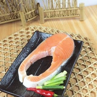 【好神】深海頂級薄鹽鮭魚菲力20片組(165g/片)