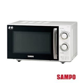 【聲寶SAMPO】20L定時無轉盤機械式微波爐 RE-P201R(微波爐)