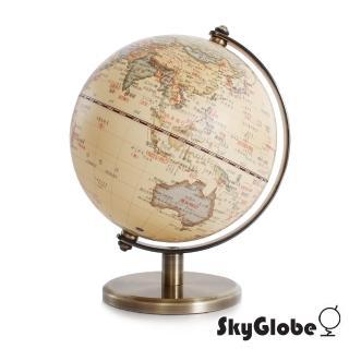 【SkyGlobe】5吋仿古金屬手臂地球儀(中文版)