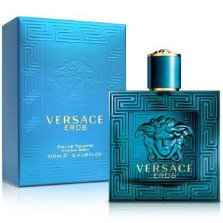 【Versace 凡賽斯】艾諾斯‧愛神男性淡香水(100ml)