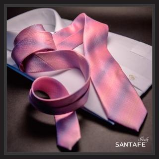 【SANTAFE】韓國進口中窄版7公分流行領帶 KT-980-1601012(韓國製)