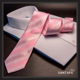 【SANTAFE】韓國進口中窄版7公分流行領帶 KT-980-1601013(韓國製)