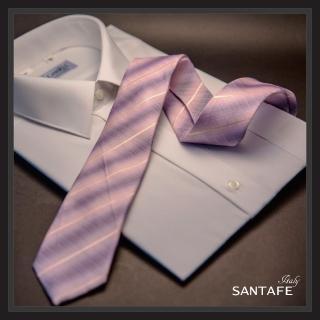 【SANTAFE】韓國進口中窄版7公分流行領帶 KT-128-1601008(韓國製)