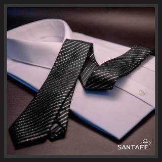 【SANTAFE】韓國進口中窄版7公分流行領帶KT-188-1601009(韓國製)