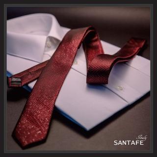 【SANTAFE】韓國進口窄版5公分流行領帶KT-188-1601011(韓國製)