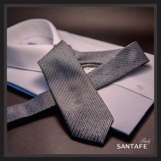 【SANTAFE】韓國進口中窄版7公分流行領帶KT-188-1601013(韓國製)