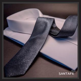 【SANTAFE】韓國進口中窄版7公分流行領帶KT-188-1601014(韓國製)