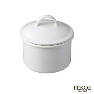 【日本月兔印】琺瑯保存罐(0.5L)