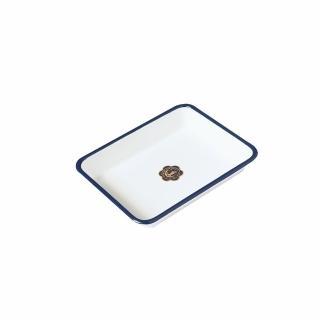 【日本月兔印】琺瑯調理方盤(16cm)