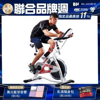 【BLADEZ】Lynx Air 2.0-18.5kg 鍊條鑄鐵飛輪健身車