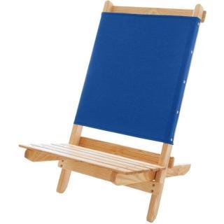 【Blue Ridge Chair Works】短版戶外折疊椅(海洋藍)