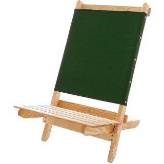 【Blue Ridge Chair Works】短版戶外折疊椅(森林綠)