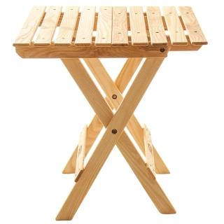 【Blue Ridge Chair Works】折疊邊桌(美國手工製造)