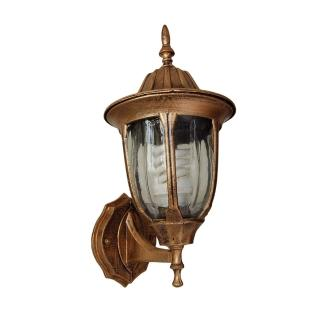 【華燈市】古銅刷金戶外壁燈(戶外壁燈/造型壁燈/壁燈燈飾)