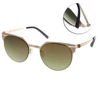 【VYCOZ 太陽眼鏡】薄鋼工藝個性經典款(金#PEELER GOL-GOLD)