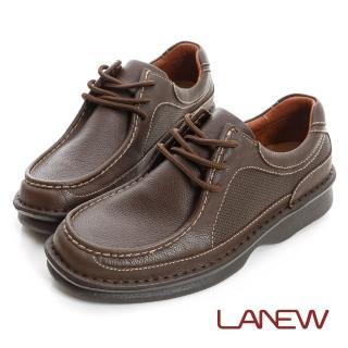 【La new】三密度PU氣墊休閒鞋(男222016121)