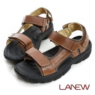 【La new】氣墊涼鞋(男222055318)