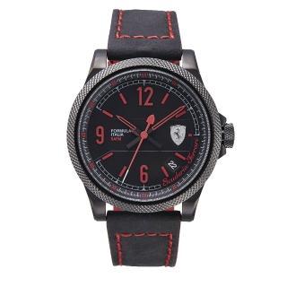 【FERRARI】度感時尚鍊帶腕錶(0830271)