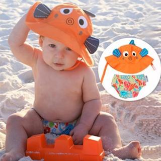 【美國ZOOCCHiNi】可愛動物泳裝套組(小魚)