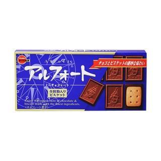 【Bourbon 北日本】帆船迷你巧克力餅乾(59g)
