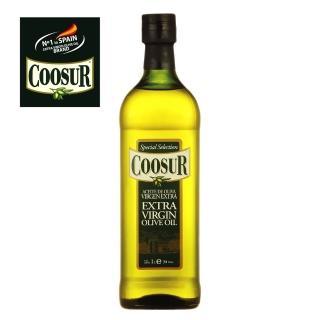 【Coosur山富】特級初榨橄欖油1000ml-米其林主廚推薦(初榨 特級 橄欖油 食用油)