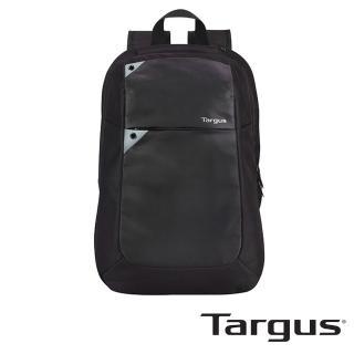 【Targus】Intellect 15.6 吋智能電腦後背包(黑)