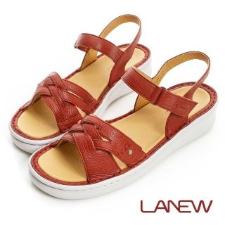 【La new】雙密度氣墊涼鞋(女222065250)