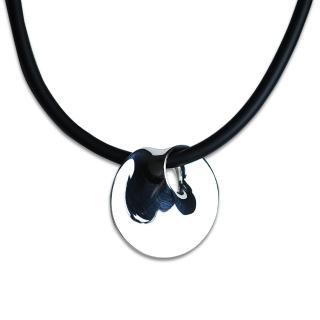 【Georg Jensen】#374 Mobius純銀項鍊