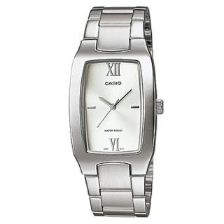 【CASIO】羅馬紳士酒桶型腕錶(MTP-1165A-7C2)