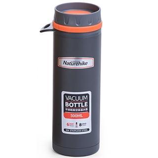 【PUSH!戶外旅遊休閒用品】不銹鋼真空保溫瓶保溫杯水壺(500ml P86)